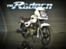tvs launches new 110cc bike radeon at rs 48400
