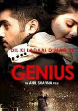 genius movie review in hindi