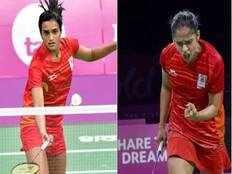 asian games 2018 pv sindhu saina nehwal reach semis secure medals