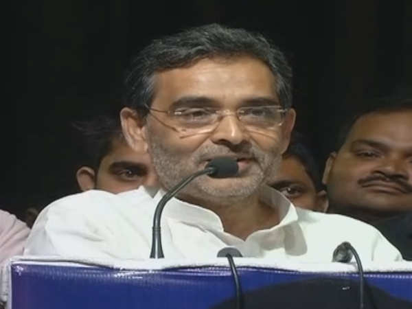 rlsp leader upendra kushwaha hints at alliance with rjd in bihar