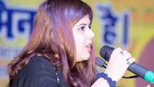 pankhuri pathak could join congress