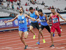 asian games manjit wins gold jinson takes silver in 800m
