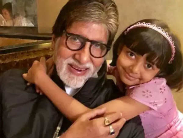 amitabh bachchan would like to play kbc with grand daughter aradhya bachchan