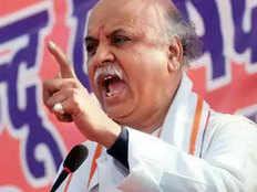 praveen togadia organisation antarrashtriya hindu parishad is new challenge for vishwa hindu parishad