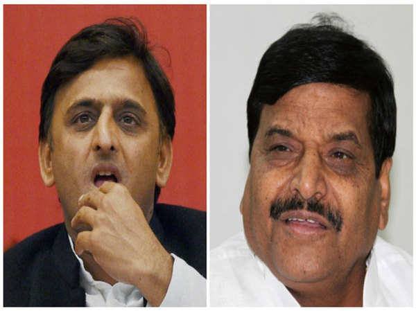 shivpal yadav makes new party claims mulayam will also join