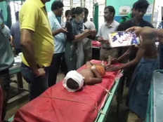 bjp men fire at 3 year old son as mom defects to tmc in malda