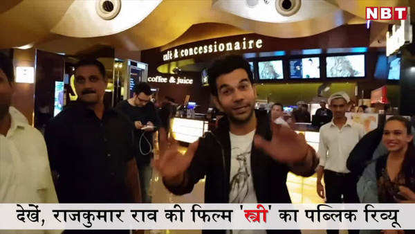 public review of rajkumar rao film stree