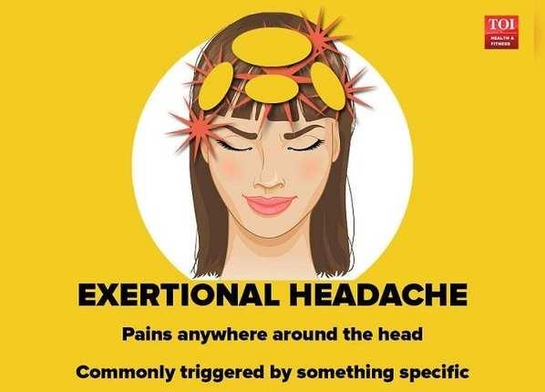 एक्सर्शनल सिरदर्द