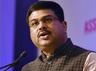 fuel price hike dharmendra pradhan blames isolated us policies