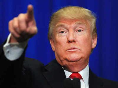अमेरिकी राष्ट्रपति ट्रंप (फाइल फोटो)