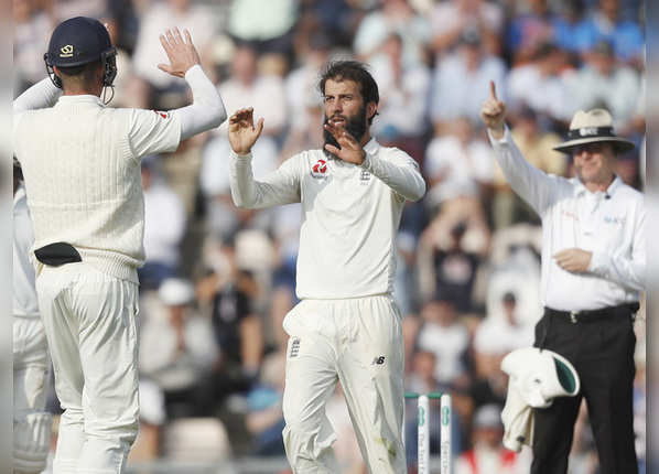 भारत ने 61 रन जोड़कर गंवाए 7 विकेट
