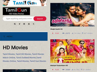websites for new tamil movies