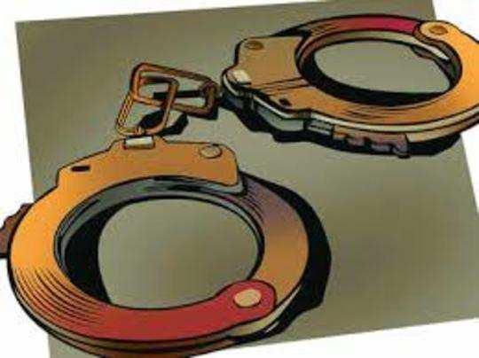 crime arrest