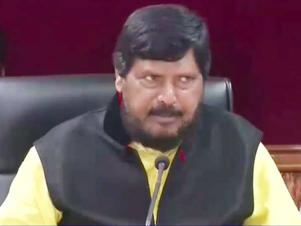 union minister ramdas athawale calls for 25 quota for upper caste poor