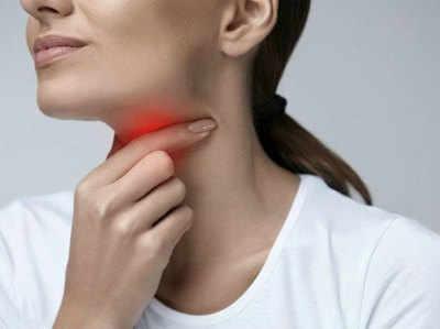 throat infection: गले के दर्द को हल्के में न