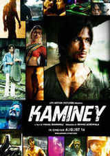 kaminey movie review in hindi