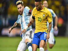 brazil vs argentina super classico on sixteenth october