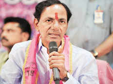 congress trying to delay elections in telangana mounts pressure on ec
