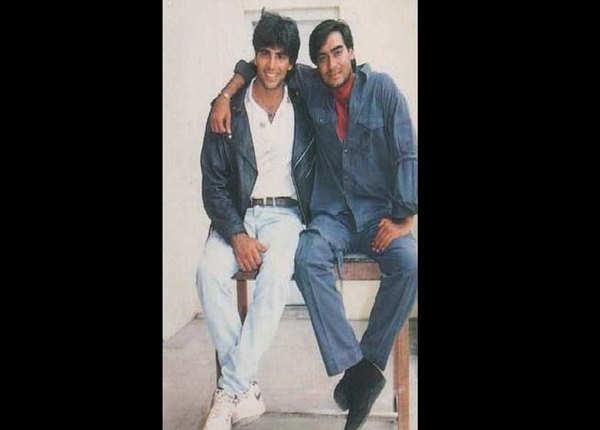 अक्षय और अजय