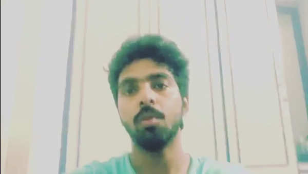 education keep spreading this lets unite together for a better tomorrow says actor gv prakash