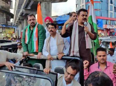 मुंबई कांग्रेस के अध्यक्ष संजय निरुपम