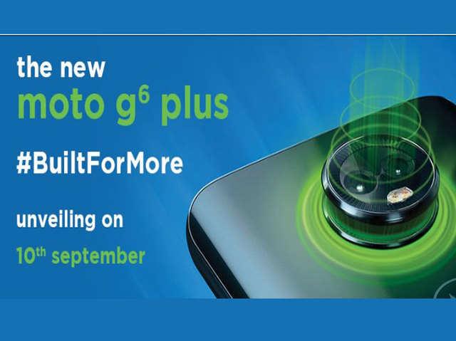 Moto G6 Plus भारत में लॉन्च; ड्यूल रियर कैमरे सहित हैं ये फीचर्स