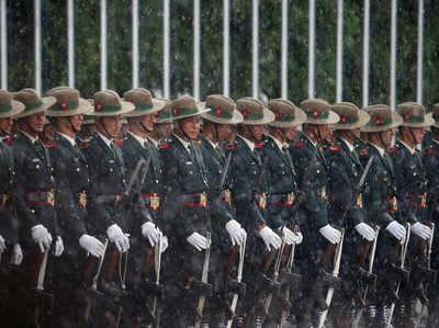 नेपाल आर्मी (फाइल)