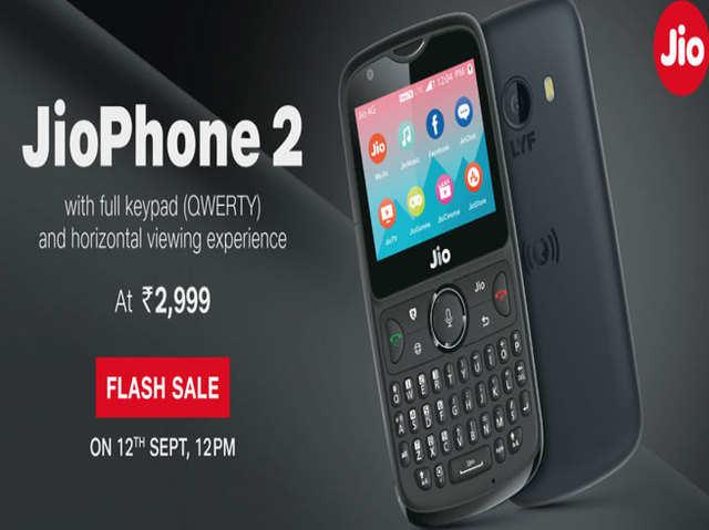 Jio Phone 2 की अगली सेल 12 सितंबर को, जानें स्टेप्स में कैसे खरीदें