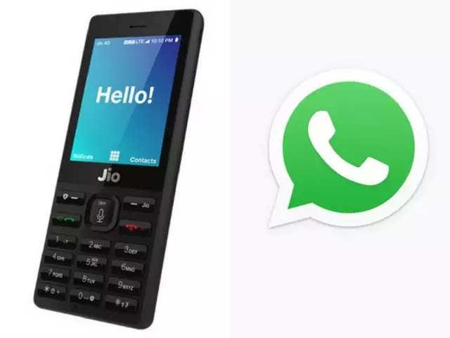 Jio Phone और Jio Phone 2 पर उपलब्ध है WhatsApp, ऐसे करें डाउनलोड