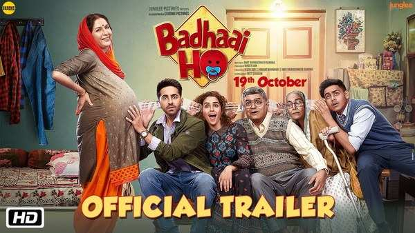 badhai ho movie trailer