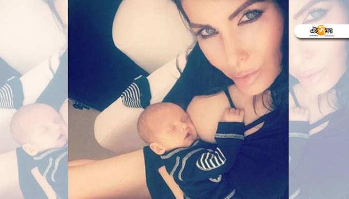 Breastfeeding Pics: খোলামেলা স্তন্যপান করিয়ে ব্যতিক্রমী যে সাহসিকারা!