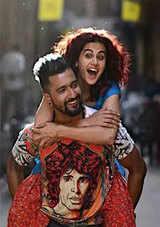 manmarziyaan movie review in hindi