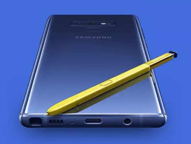 Samsung Galaxy Note 9 पर ₹6,000 का कैशबैक, जानें सबकुछ