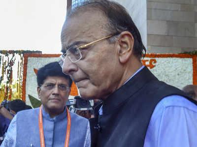 तथ्यात्मक रूप से झूठ बोल रहे हैं विजय माल्या: अरुण जेटली