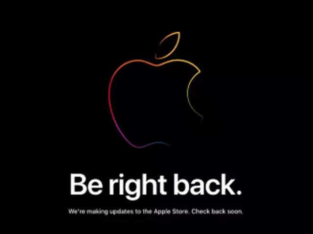 iPhone लॉन्च से पहले Apple की वेबसाइट डाउन