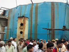 bijnore blast in methane tank in biogas plant six workers died