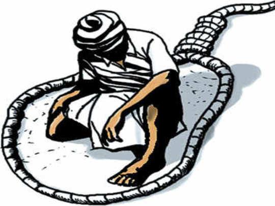पिंपरी शहालीत शेतकरी आत्महत्या