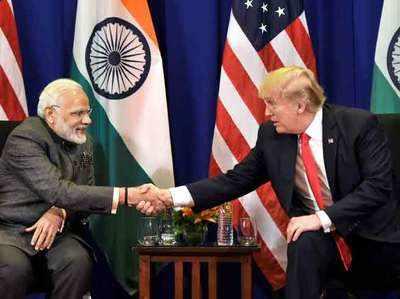पीएम मोदी और अमेरिकी राष्ट्रपति ट्रंप (फाइल)