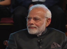 modi urges bjp workers with new motto