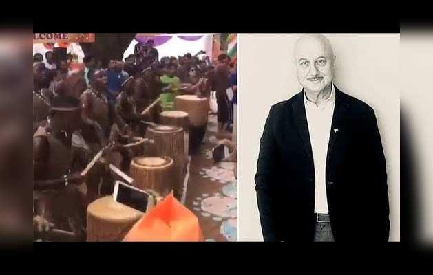 अनुपम खेर ने गणेश उत्सव पर ऐसा 'मैजिकल' विडियो शेयर किया है जिसे बार-बार देखने का दिल करेगा