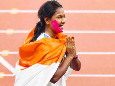 एशियाई खेलों की स्वर्ण पदकधारी स्वप्ना बर्मन