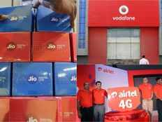 reliance jio airtel and vodafonebest prepaid plans under 200 rupees