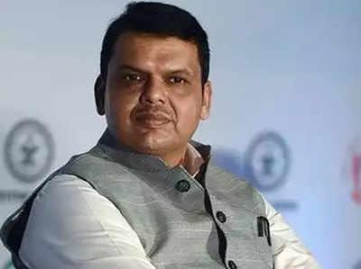 Congress Neta Ke Ghar Ganapati Darshan Ko Pahunche CM Devendra Fadanavees, 'BJP Kanekshan Ki Sugabugaahat
