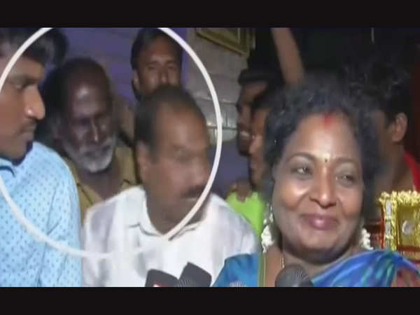 tn bjp chief tamilisai soundararajans supporters thrash auto driver who asked about fuel surge
