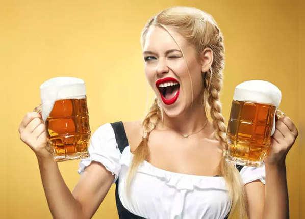 बियर के भी हैं कई ब्यूटी बेनेफिट्स