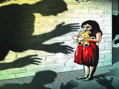 eight year old girl kidnapped and raped in gonda district of uttar pradesh
