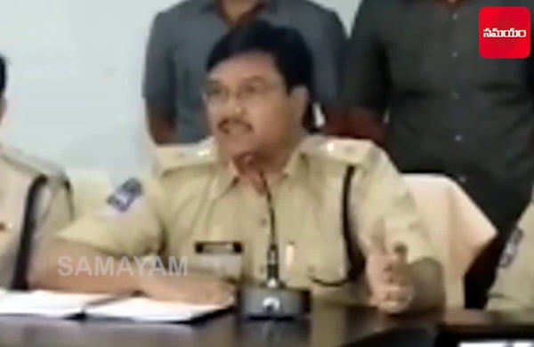watch nalgonda sp press conference on miryalaguda honour killing