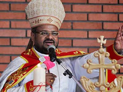फाइल फोटो: जालंधर के बिशप फ्रैंको मुलक्कल