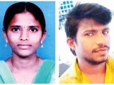 फाइल फोटो: श्रीलक्ष्मी और तिरुमल राव