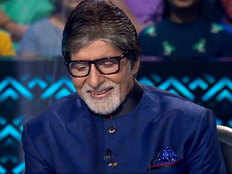 kbc 10 highlights september 19 2018 amitabh bachchan makes soma talk to her crush actor dharmendra